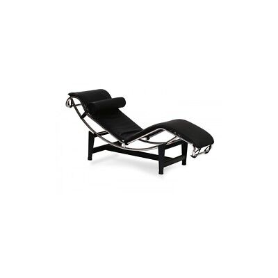 IT- Poltrona relax chaise longue  in vera pelle,made in italy