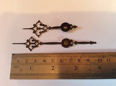 A Good Pair of Antique German Clock Hands