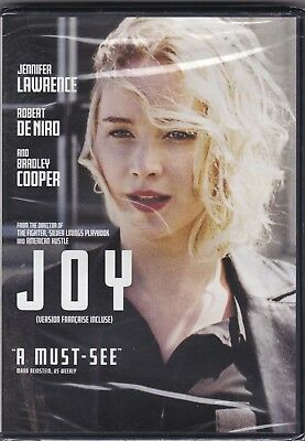 Joy - DVD (Brand New Sealed) Region 1 NTSC
