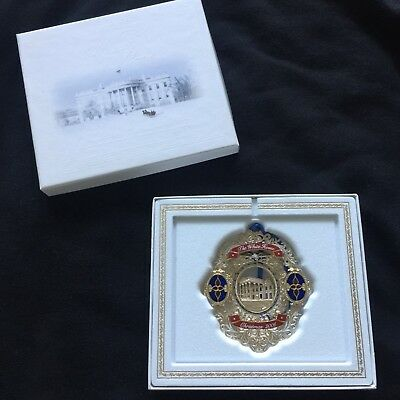2006 White House Christmas Ornament New In Box