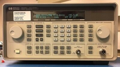 HP 8648C Signal Generator 9KHz to 3200MHz