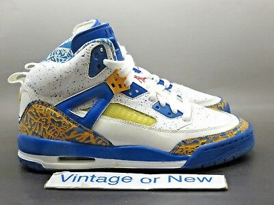 reputable site e0249 2a5d5 Nike Air Jordan Spizike Do The Right Thing DTRT GS 2007 sz 6Y