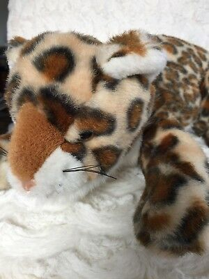 "The Rainforest Cafe Leopard 14"" Plush"