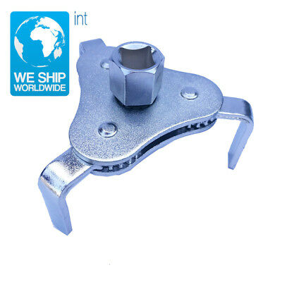 Mainpoint New l Auto Car Repair Tools Adjustable Two Way Oil Filter Wrench Tool