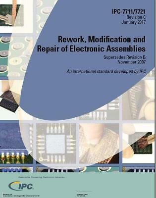 IPC-7711C/7721C [PDF] :Rework, Modification and Repair of Electronic Assemblies
