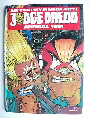 Judge Dredd Annual 1991 (High Grade)