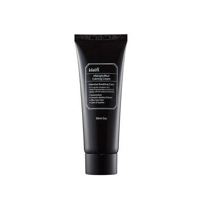 KLAIRS Midnight Blue Calming Cream 60ml / Calming soothing irritation redness
