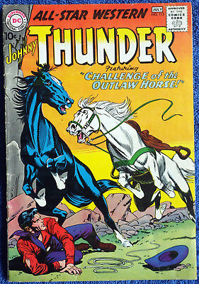 All Star Western #113 Johnny Thunder! Trigger Twins! Foley of the Fighting 5th!