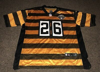 detailed look 5d699 33b1b 84 ANTONIO BROWN Pittsburgh Steelers Men's Stitched Jersey ...