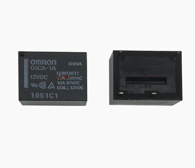 1PC USED Omron Relay G5CE-1-MDK 12VDC