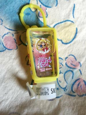 SAILOR MOON HAND GEL keychain phone strap FROM JAPAN