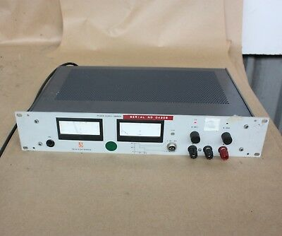 Delta Elektronika SM6020 Power Supply OUTPUT 60V/10A or 30V/20A