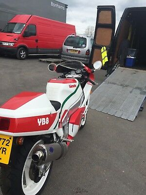 motorcycle breakdown  recovery and storage nottingham based project barn find