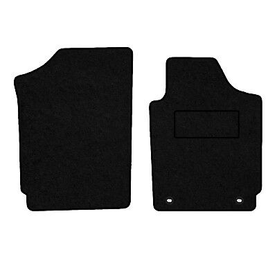 Tailored Velour Floor Mats For Peugeot Partner 2002-2008 With Fixing