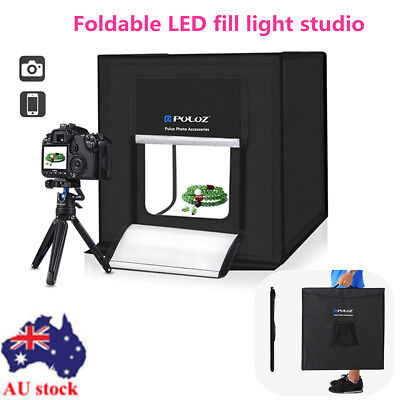 40cm Portable Photography Equipment Kit Background Product Photography Studio