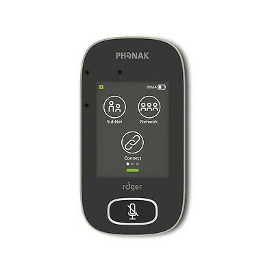 Phonak Roger Touchscreen Mic Great price, limited quantity!!