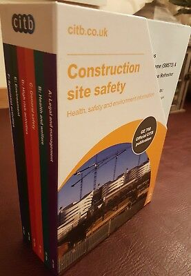 Citb ge700 construction site safety book set 2015 and supporting citb ge700 construction site safety book set 2015 and supporting booklet fandeluxe Gallery