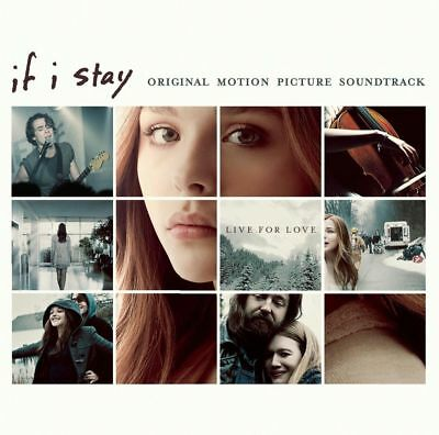 If I Stay (Original Motion Picture Soundtrack) [New & Sealed] CD