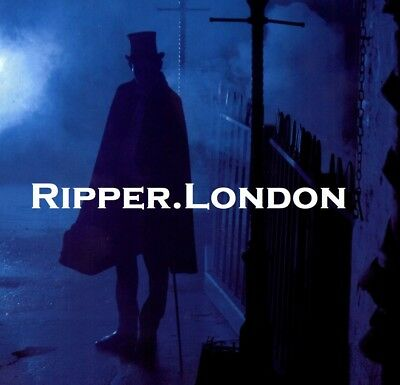 Premium Domain Ripper.London Recalling Jack The Ripper