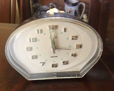 Vintage Smiths Sectric Clock In Working Order