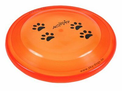 Trixie Dog Activity Dog Disc Bite-Proof, 23 cm- Random