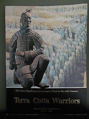 The Most Significant Archeological Find in the 20th Century Terra Cotta Warriors