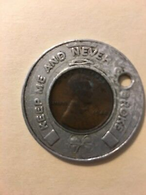 COIN /TOKEN 1948 Sig Ellingson & Co.Keep Me And Never Go Broke MN. ND. MT adv.