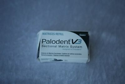 Palodent V3 Sectional Matrix System; 6,5 mm ; 50 pcs. Matrices Refill