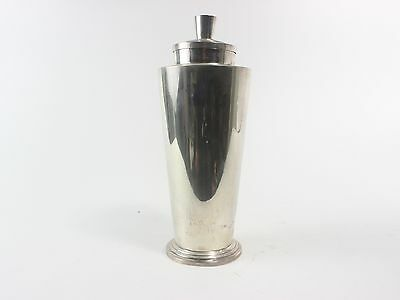 International Sterling Co. 1927 Silver Cocktail Martini Shaker