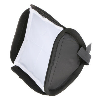 "9.06×9.06"" Roof Flashlight Diffuser Softbox Cover for Canon 430EXII/580EXII"