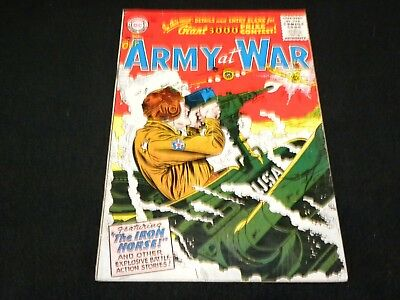 DC Comics Our Army at War #51