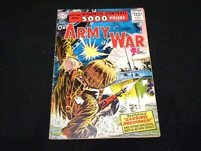 DC Comics Our Army at War #49
