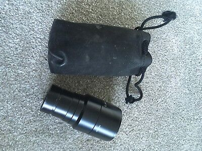 Elmo Projection Lens 1:1.8 F=75 Used