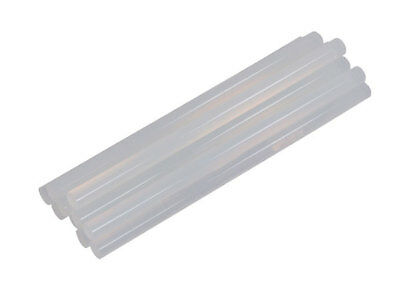 CT4784 10PC Extra Long Hot Glue Gun Sticks 11.2mm x 200mm Clear Craft Hobby Use