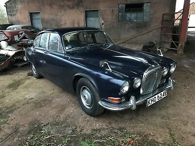 1967(E)Daimler 420 Manual Gearbox With Overdrive,for Restoration,engine Runs