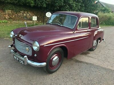 1953 Hillman Minx In Lovely Condition,new Tyres ((£600)
