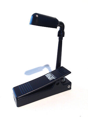 Classic Book Light MIGHTY BRIGHT Clip-on Reader's Light black NEW with box
