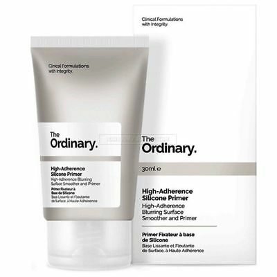 The Ordinary High Adherence Silicone Primer 30ml Blurring NEW