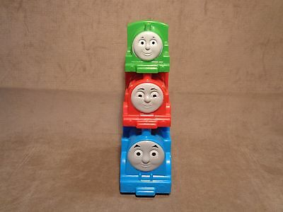 FISHER-PRICE MY FIRST Thomas & Friends Stacking Steamies Toy Train ...