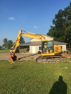2009 Komatsu PC 138US-8 Excavator LOW HOURS!! Comes with FOUR buckets!!