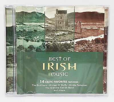 BEST OF IRISH Music by Various Artists (CD, Apr-2007
