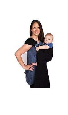 30bd4f3ea2e Maya Wrap Comfort Fit Ring Sling Baby Carrier - Black - Medium - Excellent  Cond
