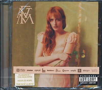 Florence and the Machine - High as Hope [CD] NEW