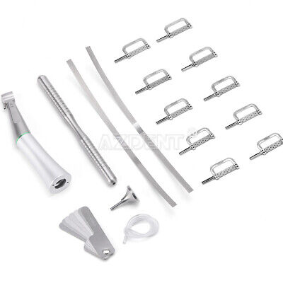 4:1 Reduction Interproximal Stripping Handpiece Sets Dental For Eva Tips AZDENT
