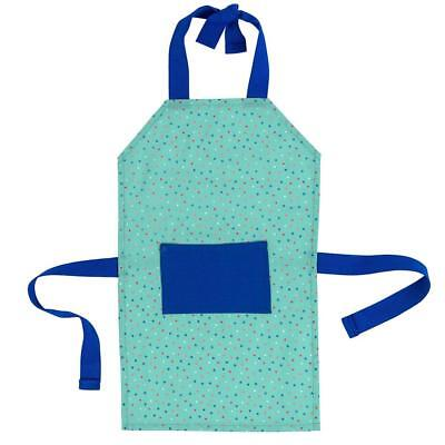 Great British Sewing Bee Official Kids Apron Kit With Fabric Patterns Manual