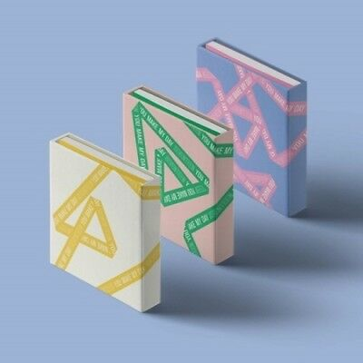 Seventeen-[You Make My Day]5th Mini Album 3 Ver CD+Book+Card+etc+Gift+Tracking
