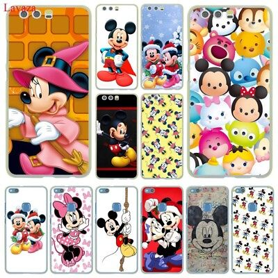 Cartoon Cover Mobile Case For Huawei P20 P10 P9 P8 Lite P Smart Mate 10 Lite