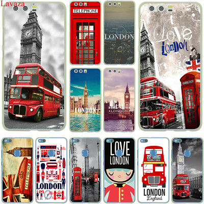 Bus Case Covers For Huawei P20 P10 P9 P8 Lite P Smart Mate 10 Lite Pro