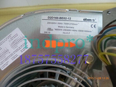 For Siemens variable speed fan D2D160-BE02-12 230/400V 50HZ 700W