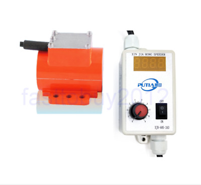 15W DC 36V Brushless Micro Vibration Vibrator Motor&Speed Controller Industrial